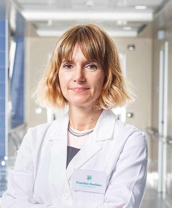 Dott.ssa Machetta Federica - Specialista in Oculistica