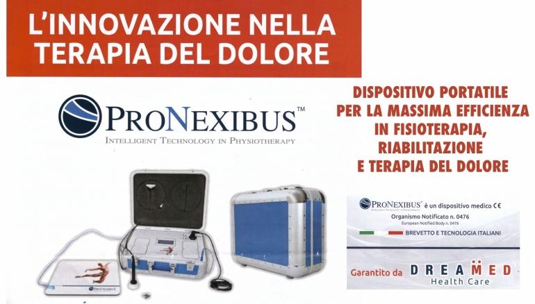 Terapia del dolore - Pronexibus